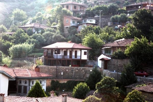İzmir-Ödemiş-Birgi Köy Evleri ile ilgili görsel sonucu
